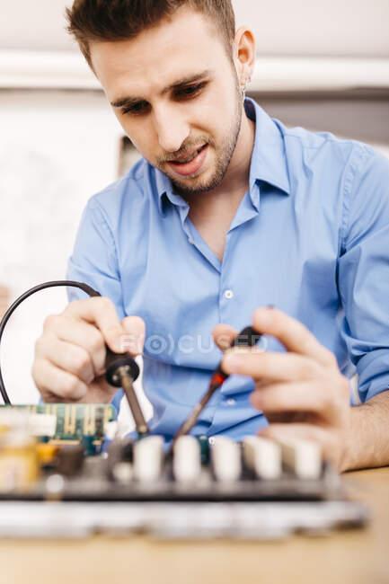 Техніка ремонтування настільного комп
