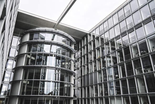 Сучасна архітектура, Берлін, Німеччина. — стокове фото