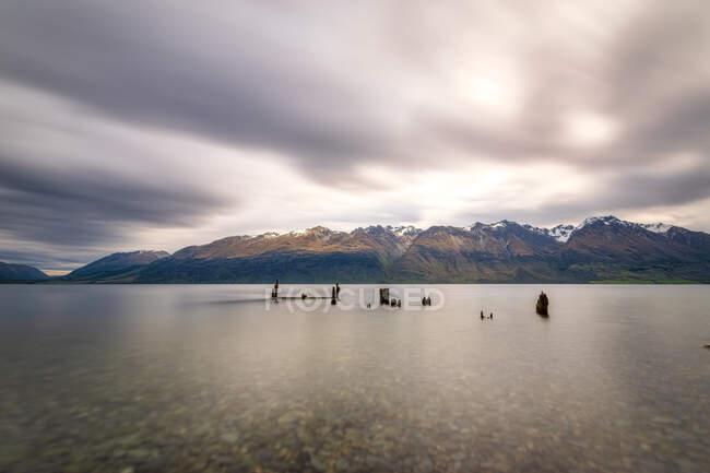Glenorchy, South Island, New Zealand — Stock Photo