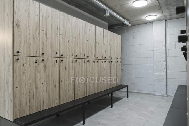 Одяг у спортзалі. — стокове фото