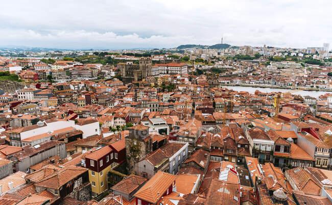 Portogallo, Porto, Edifici della città vecchia — Foto stock