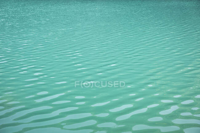 Water ripples on the beach — Stock Photo