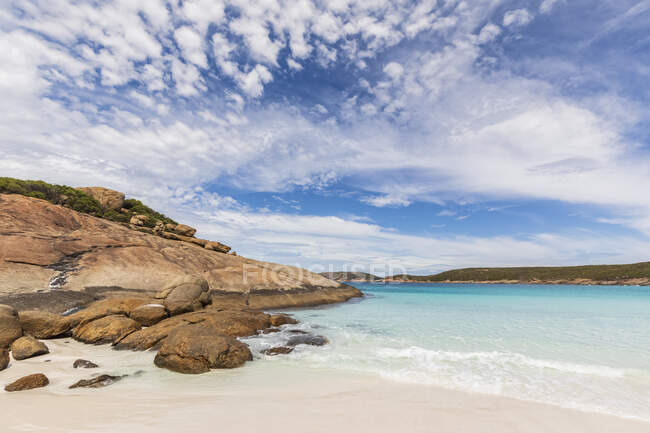 Australia, Oceania, Australia Occidentale, Cape Le Grand National Park, Hellfire Bay — Foto stock