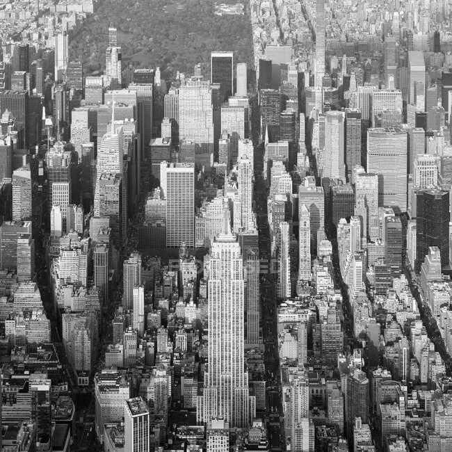 USA, New York, New York, Midtown Manhattan con Empire State Building — Foto stock