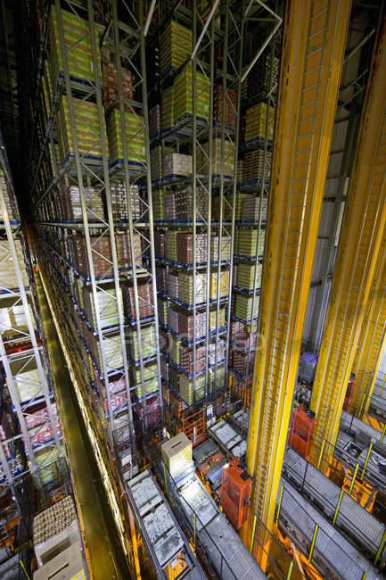 Пошукові системи в склад стека — стокове фото