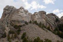 Mount Rushmore National Memorial, Dakota del Sur, EE.UU. - foto de stock