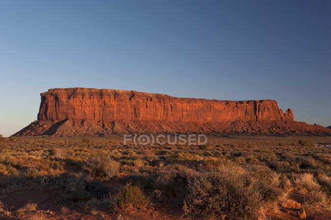 Дозорець-Меса, штат Юта, США — стокове фото
