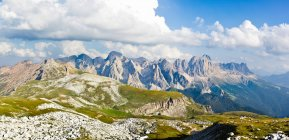 Mountain landscape, Trentino, Italy — Stock Photo