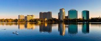 Панорамный вид из Орландо, Флорида — стоковое фото