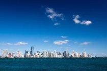 Paisaje urbano de Miami, Florida - foto de stock