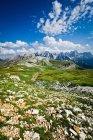 Mountain landscape, Trentino, Italy — Stock Photo