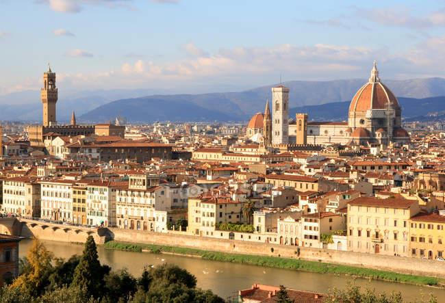 Cúpula de Florença com Cúpula — Fotografia de Stock