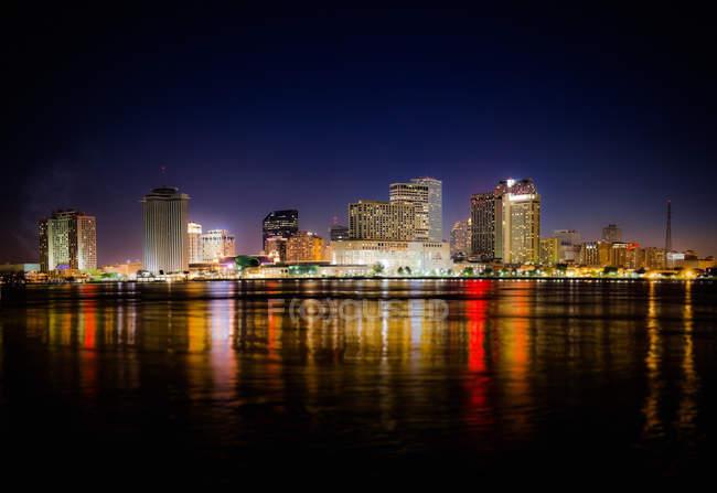 Paisaje urbano de Nueva Orleans - foto de stock