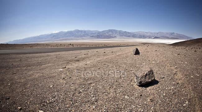 Parc national de Death Valley — Photo de stock