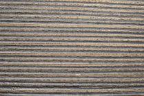 Telaio completo vista di plastica coperto campo agricolo — Foto stock