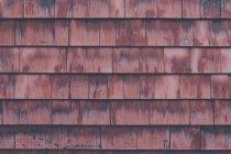 Shot Full Frame di parete di legno — Foto stock