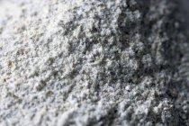 Full frame shot of whole wheat flour — Stock Photo