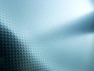 Крупним планом подання Синє скло текстурованою поверхні — стокове фото