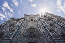Duomo Santa Maria del Fiore, Firenze, Toscana, Italia — Foto stock