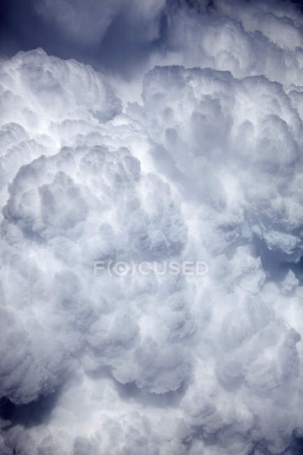 Scenic view to sunlight on cloudscape — Stock Photo