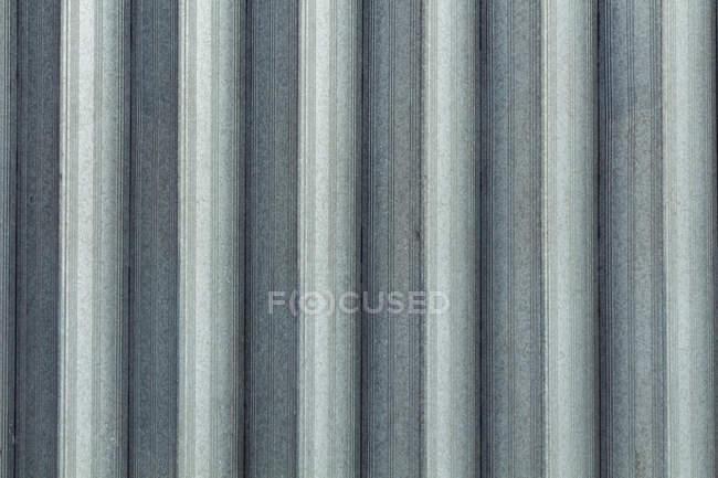 Full frame shot of corrugated iron — Stock Photo