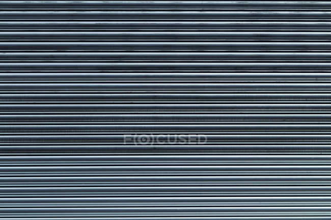Full frame shot of corrugated iron surface — Stock Photo