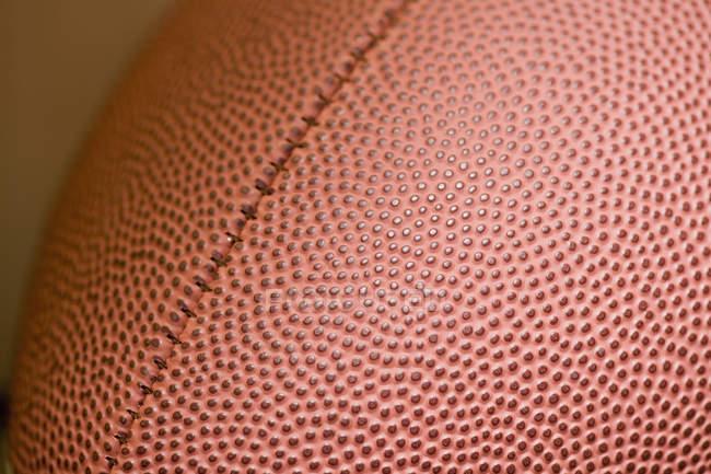 Colpo di telaio completo di football americano — Foto stock