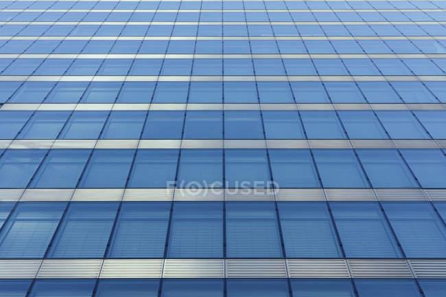 Full frame shot of modern office building — Stock Photo