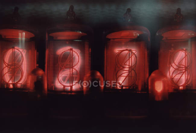 Полный кадр выстрел часы русалка труб — стоковое фото