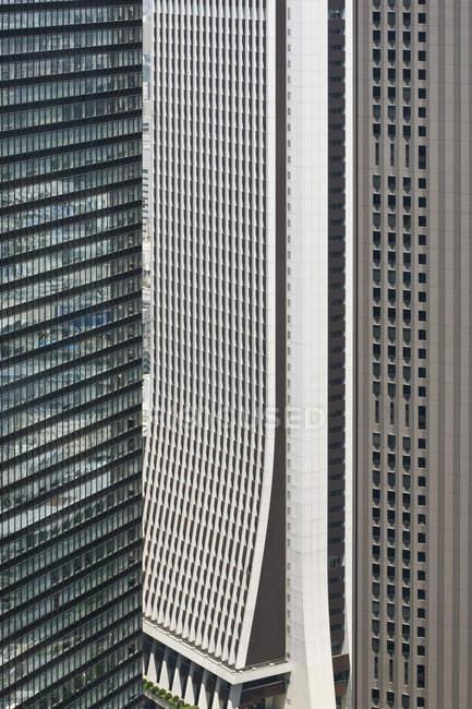 Image recadrée de Metropolitan Government Building, Tokyo, Japon — Photo de stock