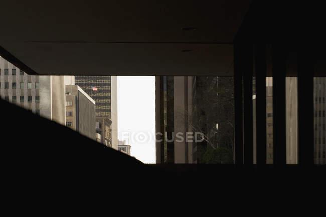 Можна домислити подання для офісних будівель — стокове фото