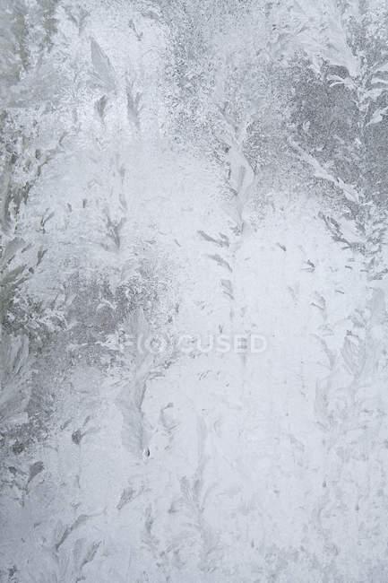 Full frame shot of ice surface — Stock Photo