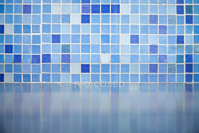Captura de fotograma completo de azulejos - foto de stock