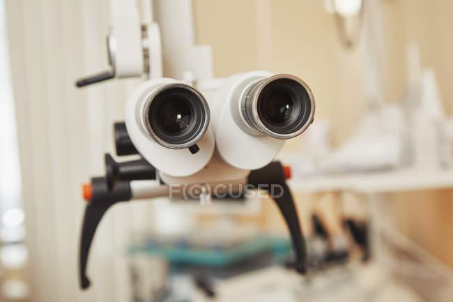 Крупным планом вид медицинского оборудования в больнице — стоковое фото