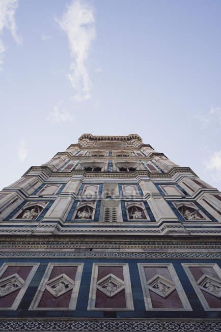 Giottos Campanile, Флоренция, Тоскана, Италия — стоковое фото