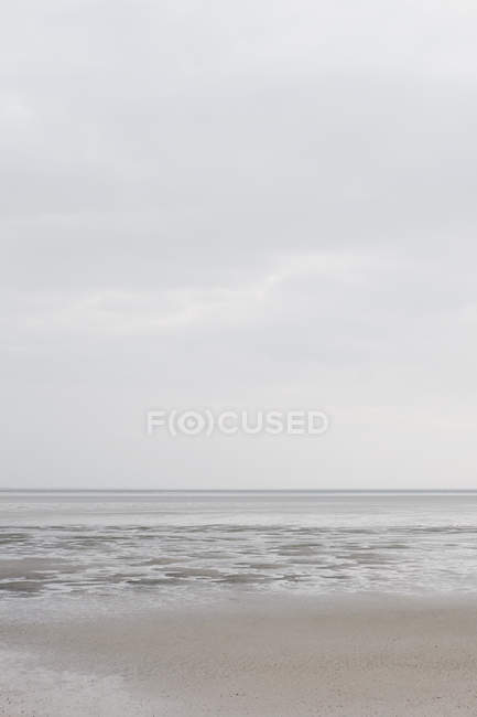 Tranquil seascape during daytime — Stock Photo
