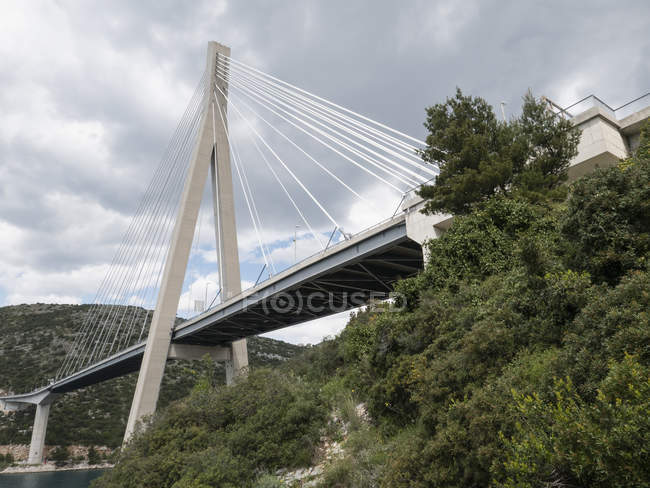 Міст, Дубровник, Хорватія — стокове фото