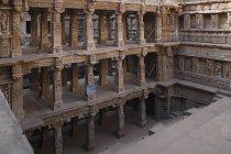 Перегляд стародавнього храму — стокове фото
