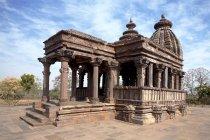 Індійська Шива храм — стокове фото