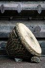 Традиційні індійські барабан — стокове фото