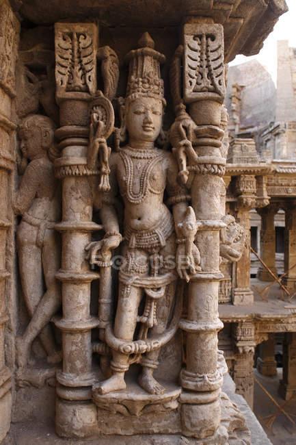 Statue de Dieu indien — Photo de stock