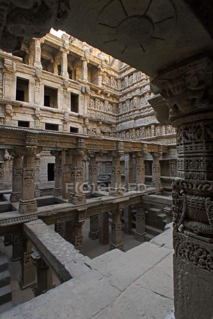 Temple de l'Inde ancienne — Photo de stock