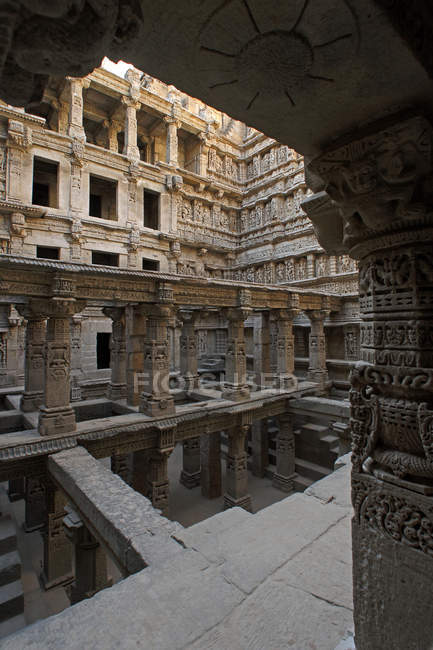 Old indian temple — Stock Photo