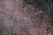 Starscape con cúmulo abierto NGC 6067 - foto de stock