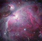 Туманность Ориона в Млечном пути — стоковое фото