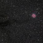 Cocoon nebula in constellation Cygnus — Stock Photo