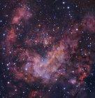 Ammasso stellare Westerlund 2 in Carina — Foto stock