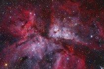 Grand Carinanebel Südhimmel — Stockfoto