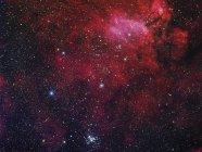Cluster aperto NGC 6231, Nebulosa del Gambero e dintorni — Foto stock