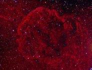 Nebulosa medusa in colori veri ad alta risoluzione — Foto stock